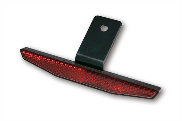 Shin Yo Slim Reflector with Square Bracket 125 x 18mm