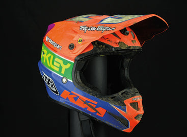 Troy Lee's Top-5 Custom Painted Helmets