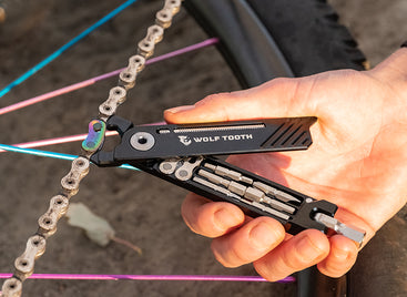 Introducing the Wolf Tooth 8-Bit Pliers