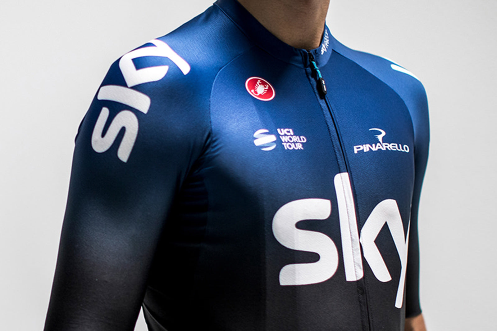 Castelli Reveals 2019 Team Sky Kit