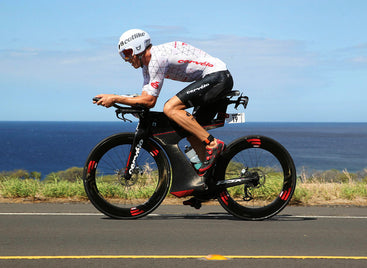 James Cunnama's Ironman Hawaii Battle