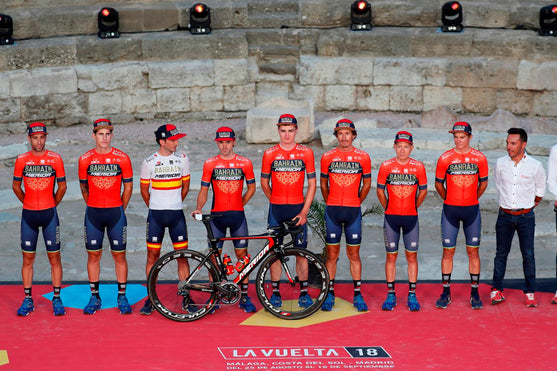 Our Brands At La Vuelta