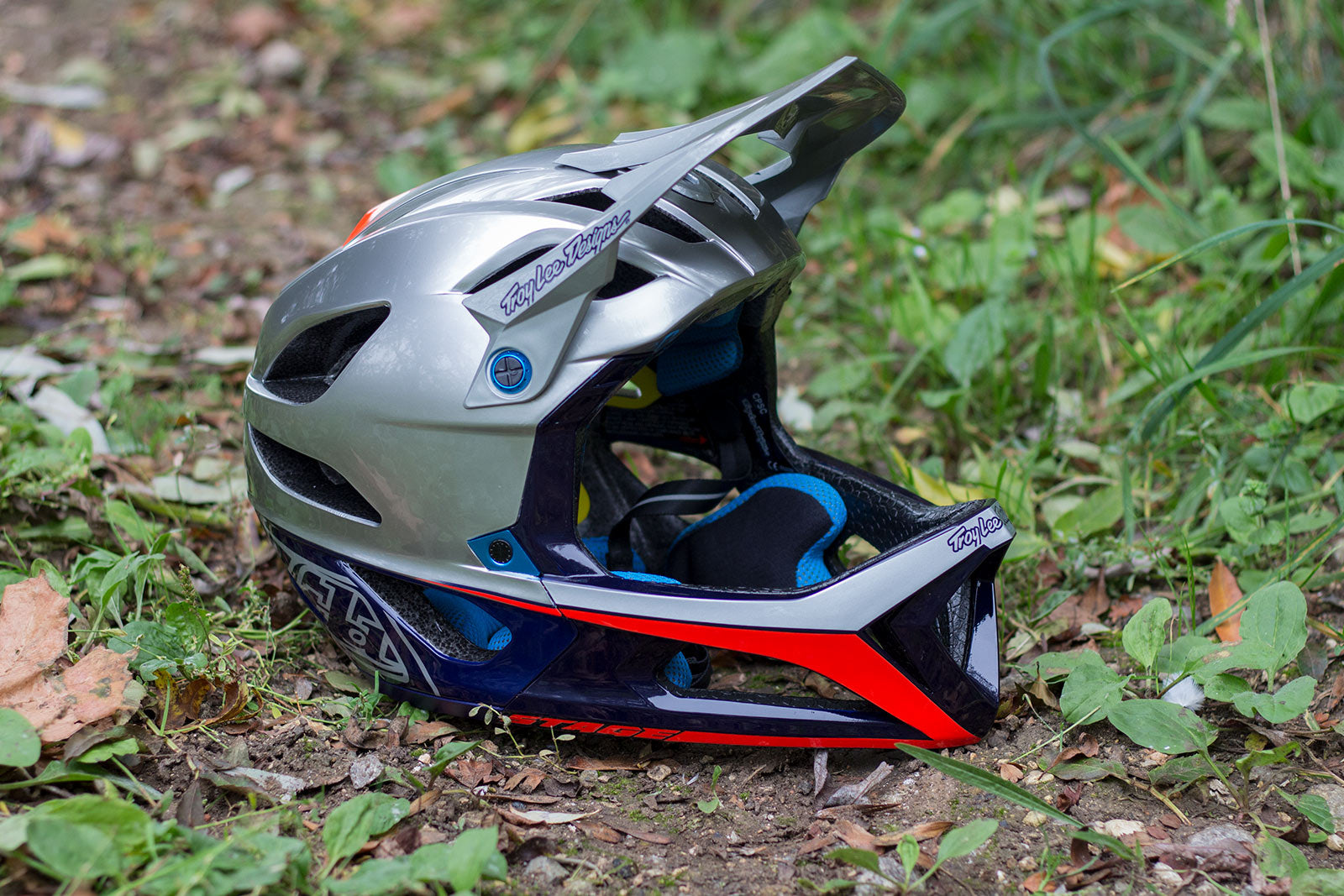 Troy Lee Designs Stage Helmet 3