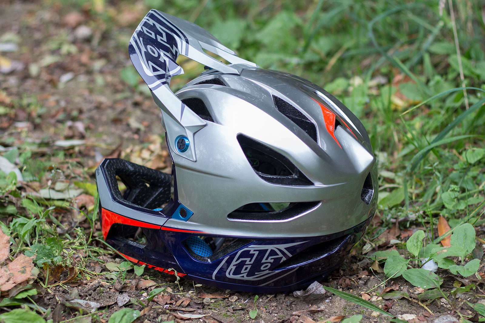 Troy Lee Designs Stage Helmet 5