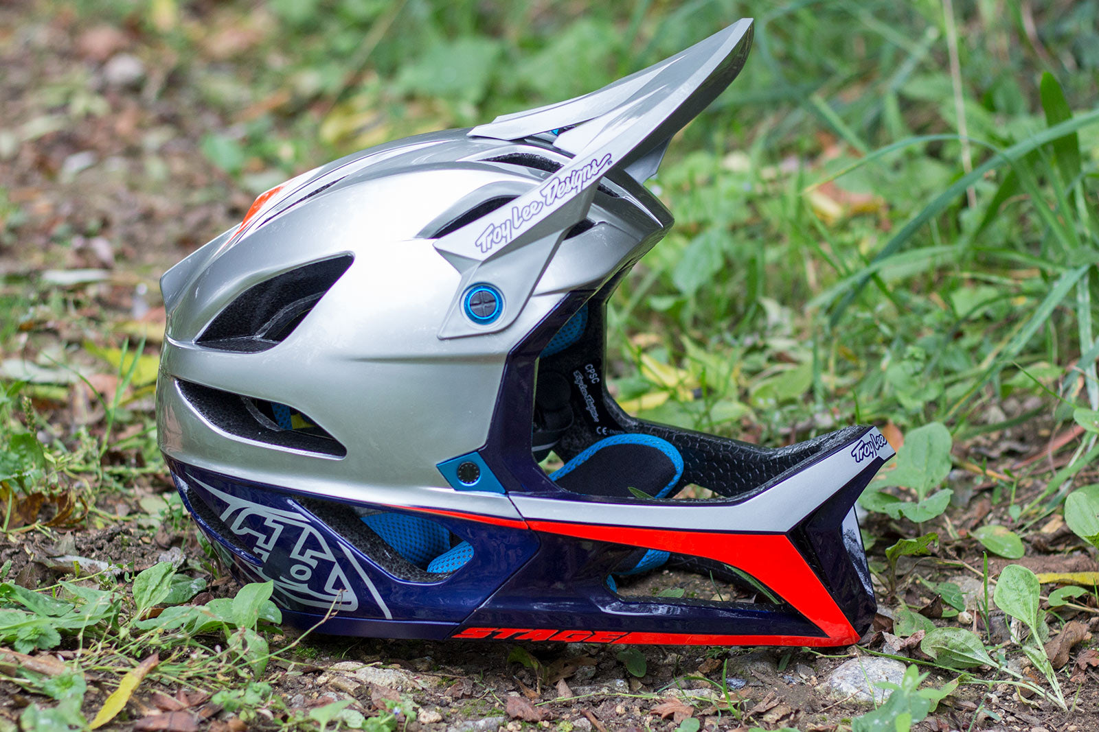 Troy Lee Designs Stage Helmet 7