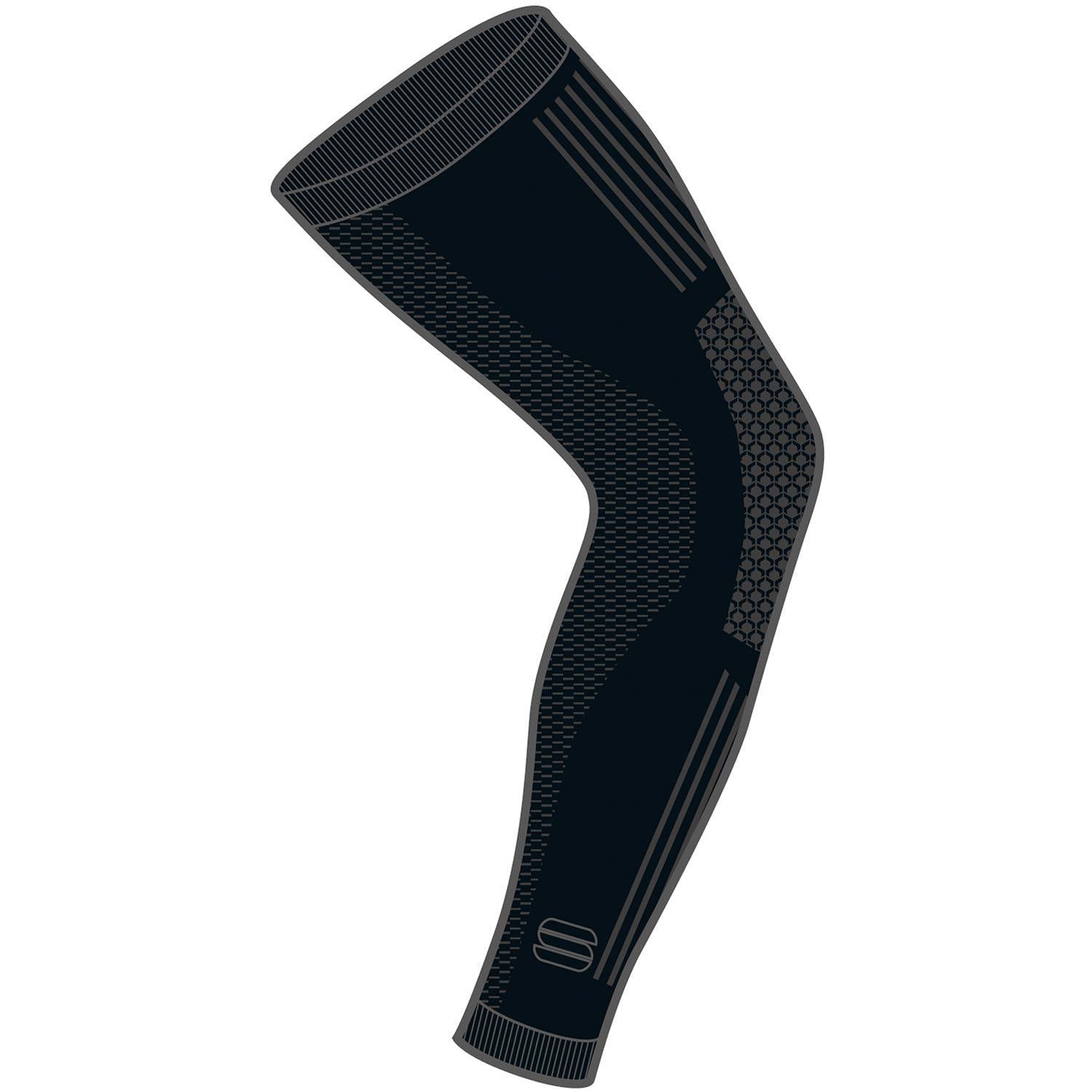Sportful-Sportful 2nd Skin Leg Warmers-Black-S/M-SF0179600209-saddleback-elite-performance-cycling