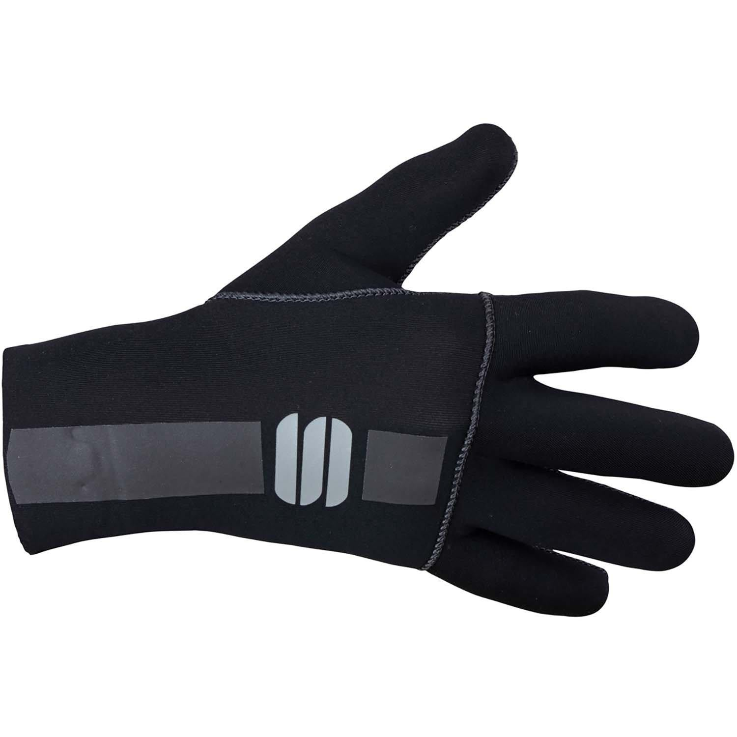 Sportful-Sportful Neoprene Gloves-Black-S/M-SF0196900209-saddleback-elite-performance-cycling