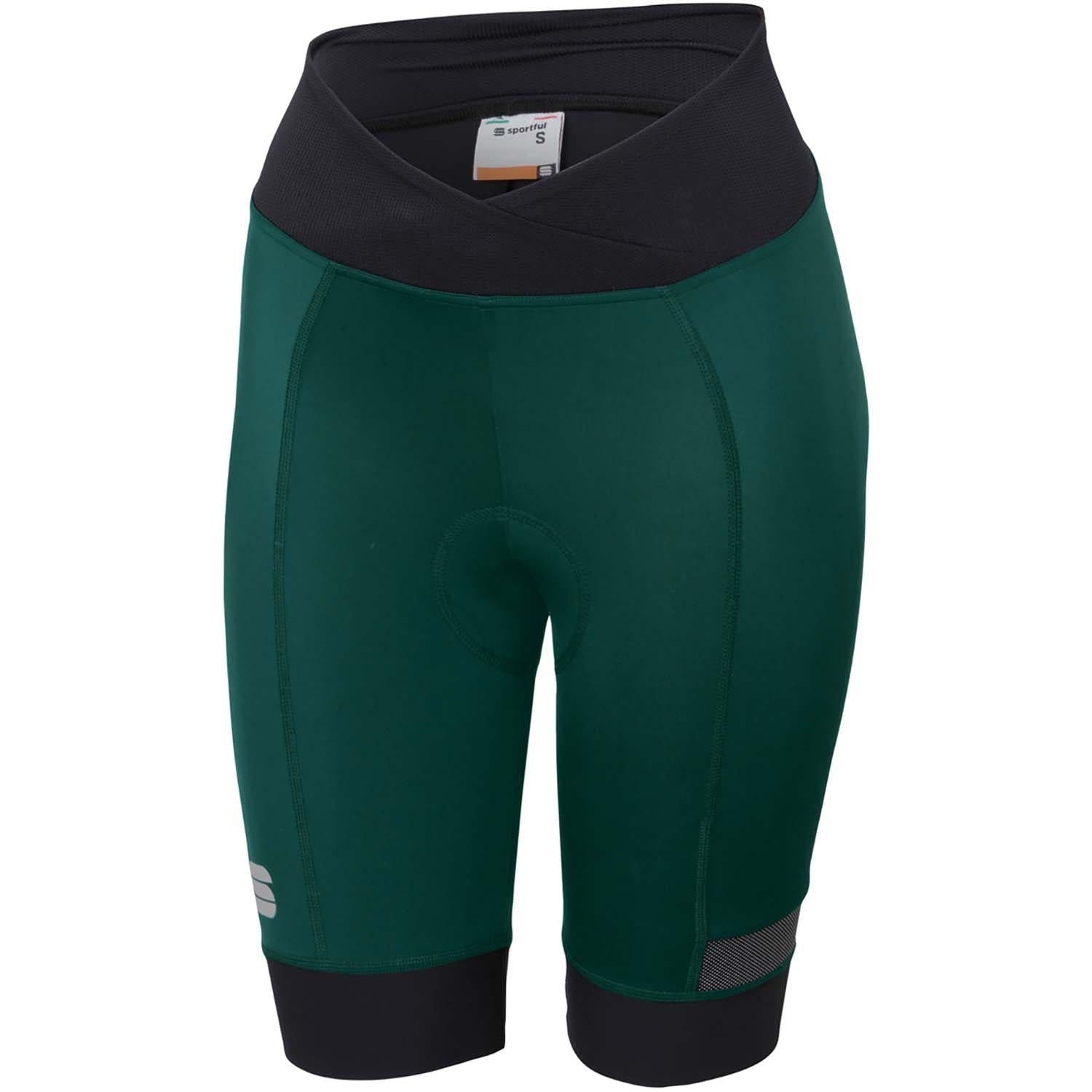 Sportful-Sportful Giara Women's Shorts-Sea Moss-XS-SF020243291-saddleback-elite-performance-cycling