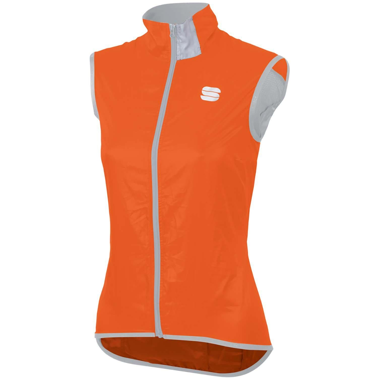 Sportful-Sportful Hot Pack Easylight Women's Vest-Orange SDR-XS-SF020298501-saddleback-elite-performance-cycling