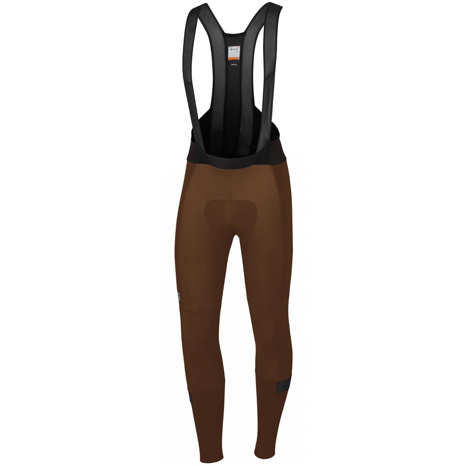 Sportful-Sportful Supergiara Bibtights-Chocolate-S-SF195102422-saddleback-elite-performance-cycling