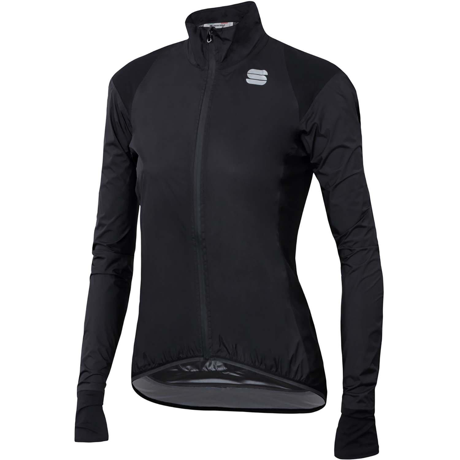 Sportful-Sportful Hot Pack NoRain Women's Jacket-Black-XS-SF200860021-saddleback-elite-performance-cycling