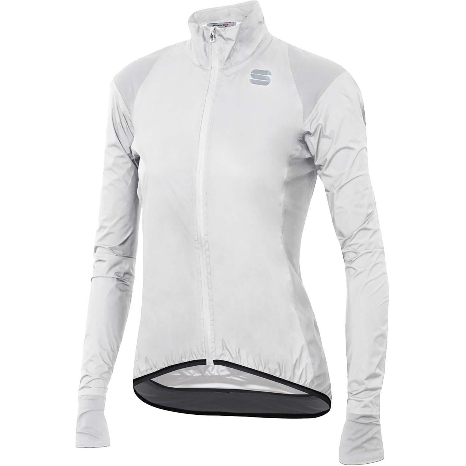 Sportful-Sportful Hot Pack NoRain Women's Jacket-White-XS-SF200861011-saddleback-elite-performance-cycling