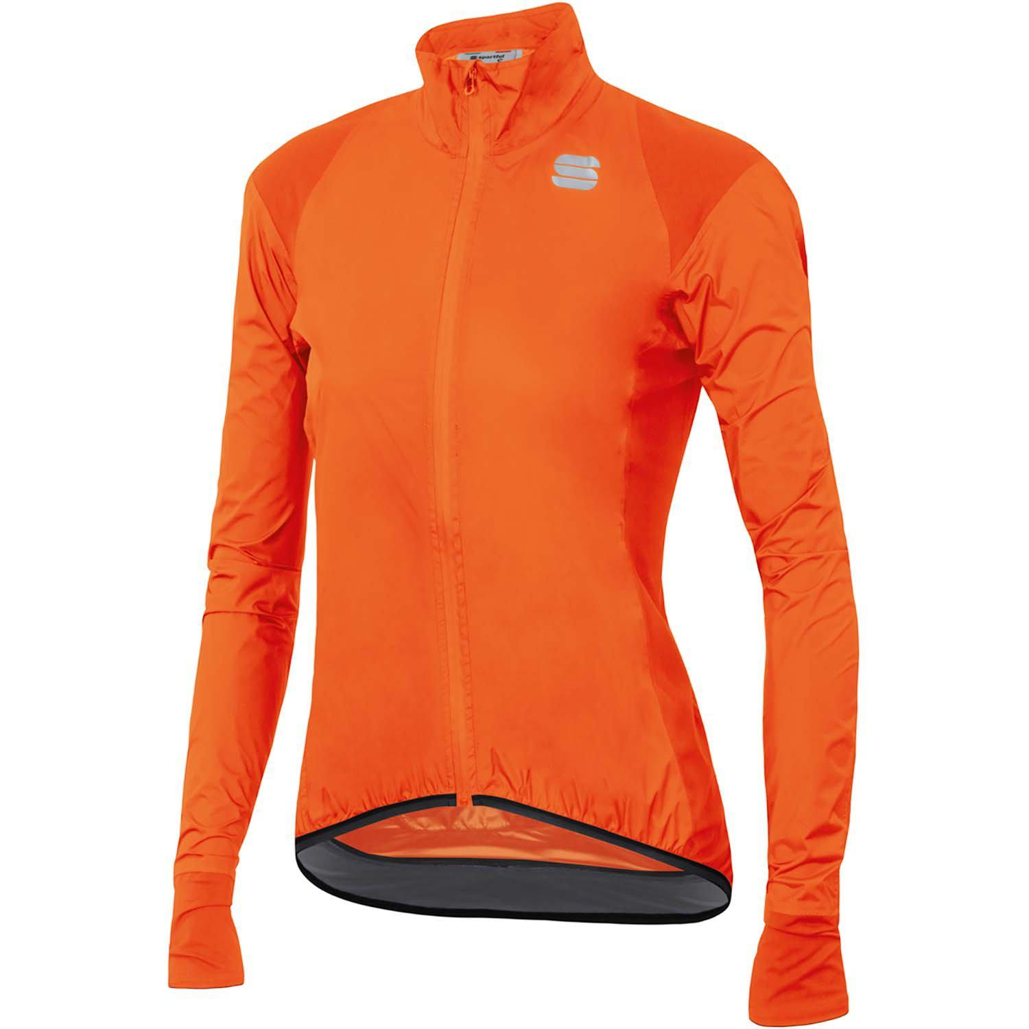 Sportful-Sportful Hot Pack NoRain Women's Jacket-Orange SDR-XS-SF200868501-saddleback-elite-performance-cycling