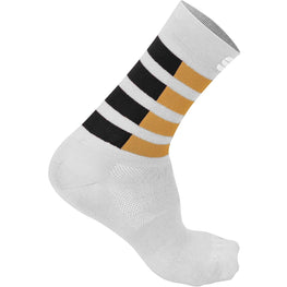Sportful-Sportful Mate Socks-White/Anthracite/Gold-S-SF2009300512-saddleback-elite-performance-cycling