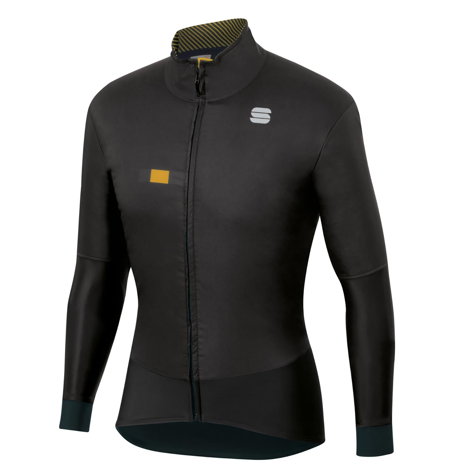 Sportful-Sportful BodyFit Pro Jacket-Black/Gold-S-SF205010022-saddleback-elite-performance-cycling