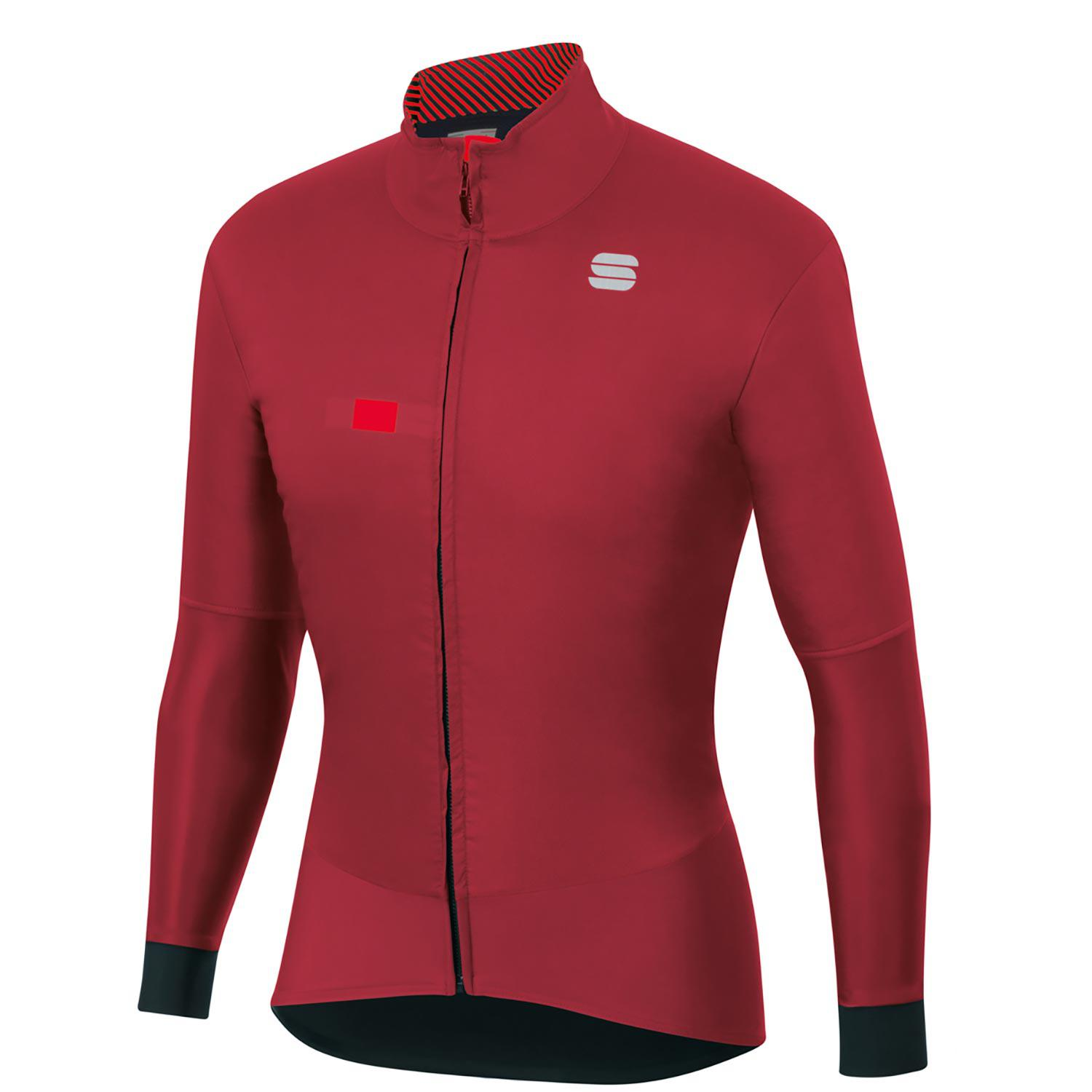 Sportful-Sportful BodyFit Pro Jacket-Red Rumba/Red-S-SF205016222-saddleback-elite-performance-cycling