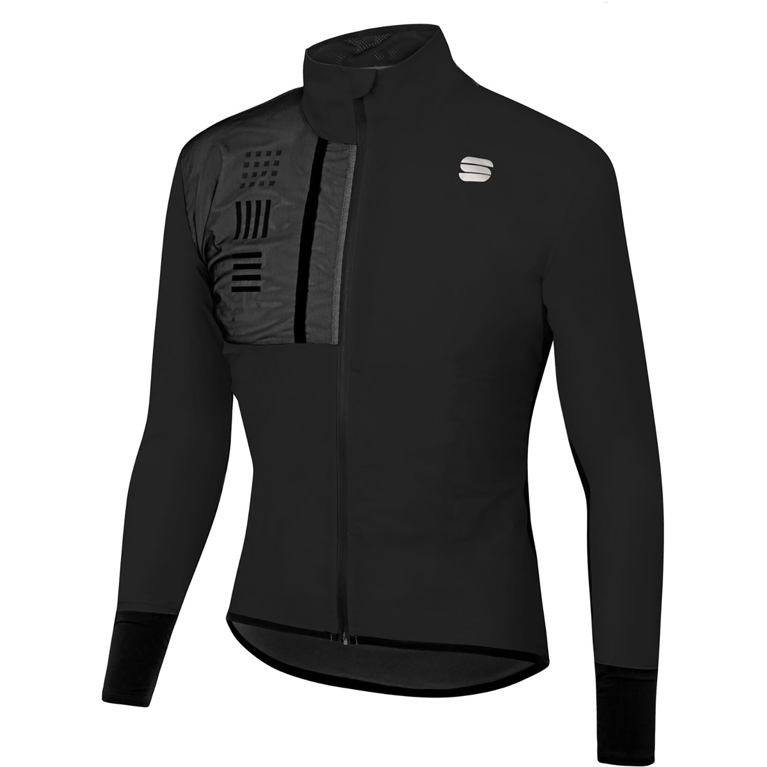 Sportful-Sportful DR Jacket-Black-S-SF205050022-saddleback-elite-performance-cycling