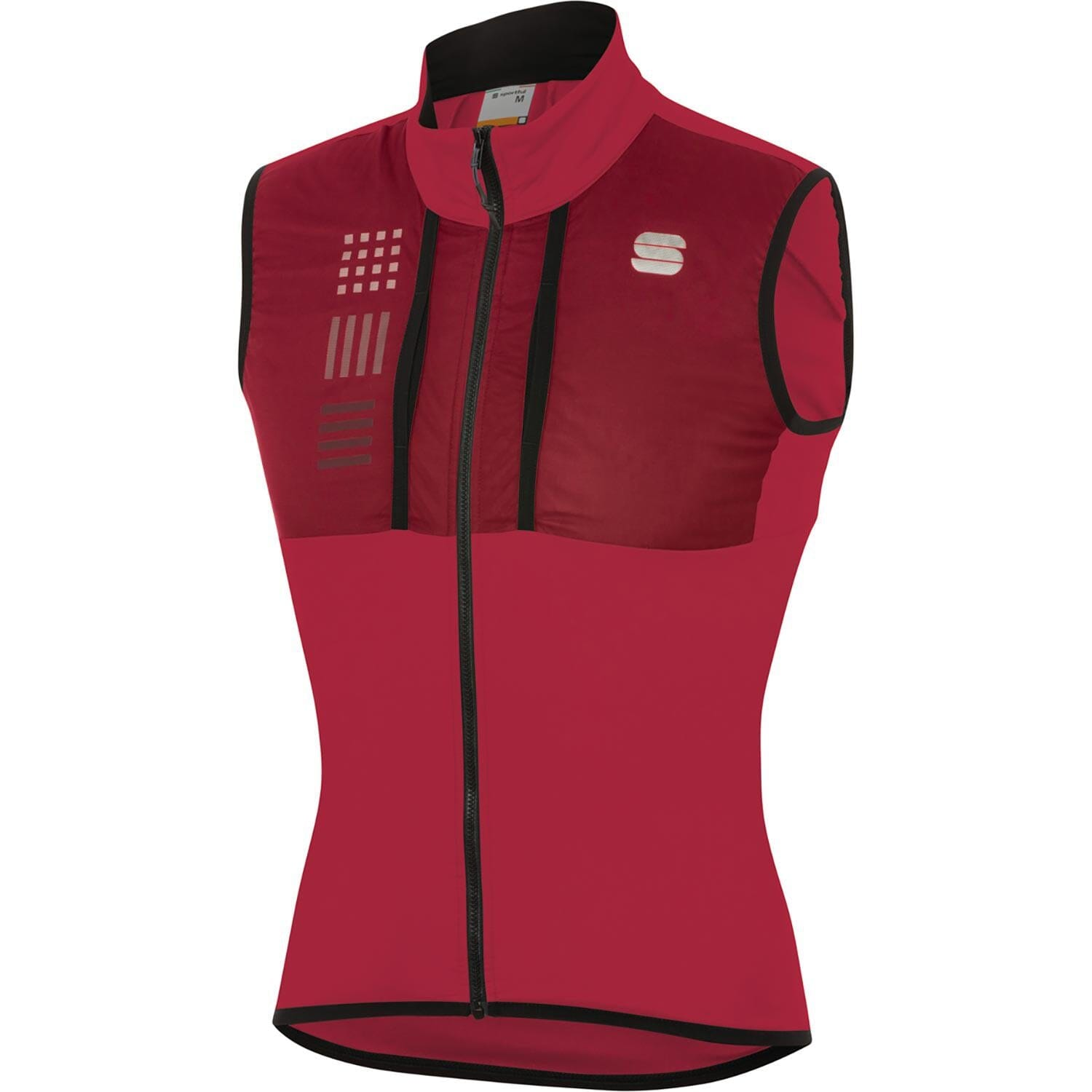 Sportful-Sportful Giara Layer Vest-Red Rumba-S-SF205066222-saddleback-elite-performance-cycling