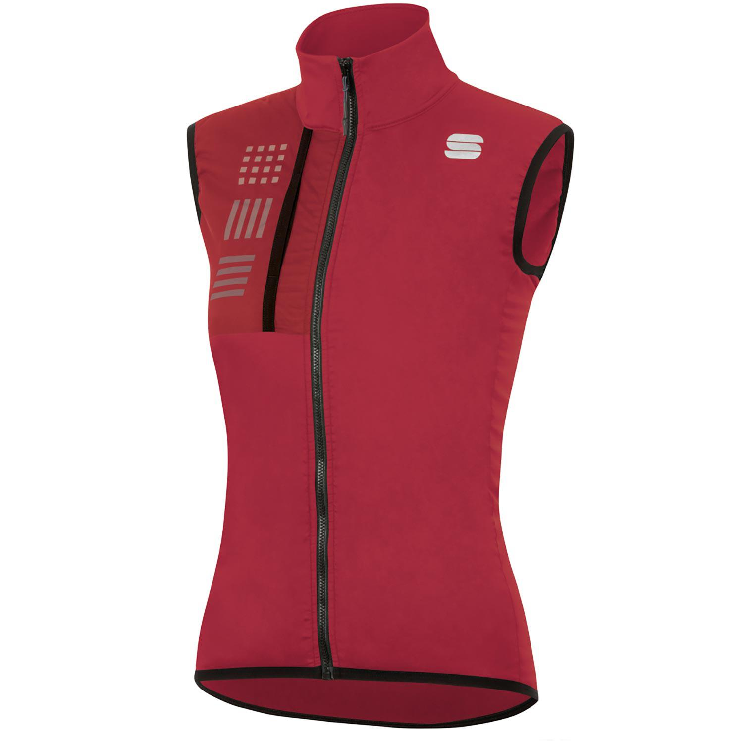 Sportful-Sportful Giara Layer Women's Vest-Red Rumba-XS-SF205096221-saddleback-elite-performance-cycling
