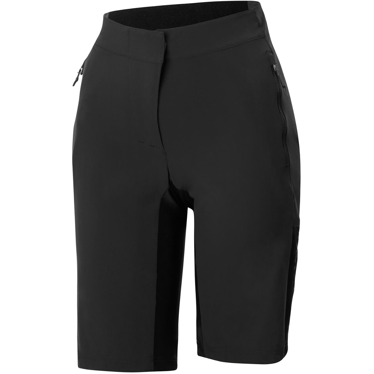 Sportful-Sportful Supergiara Women's Overshorts-Black-XS-SF205100021-saddleback-elite-performance-cycling