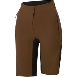 Sportful-Sportful Supergiara Women's Overshorts-Chocolate-XS-SF205102421-saddleback-elite-performance-cycling
