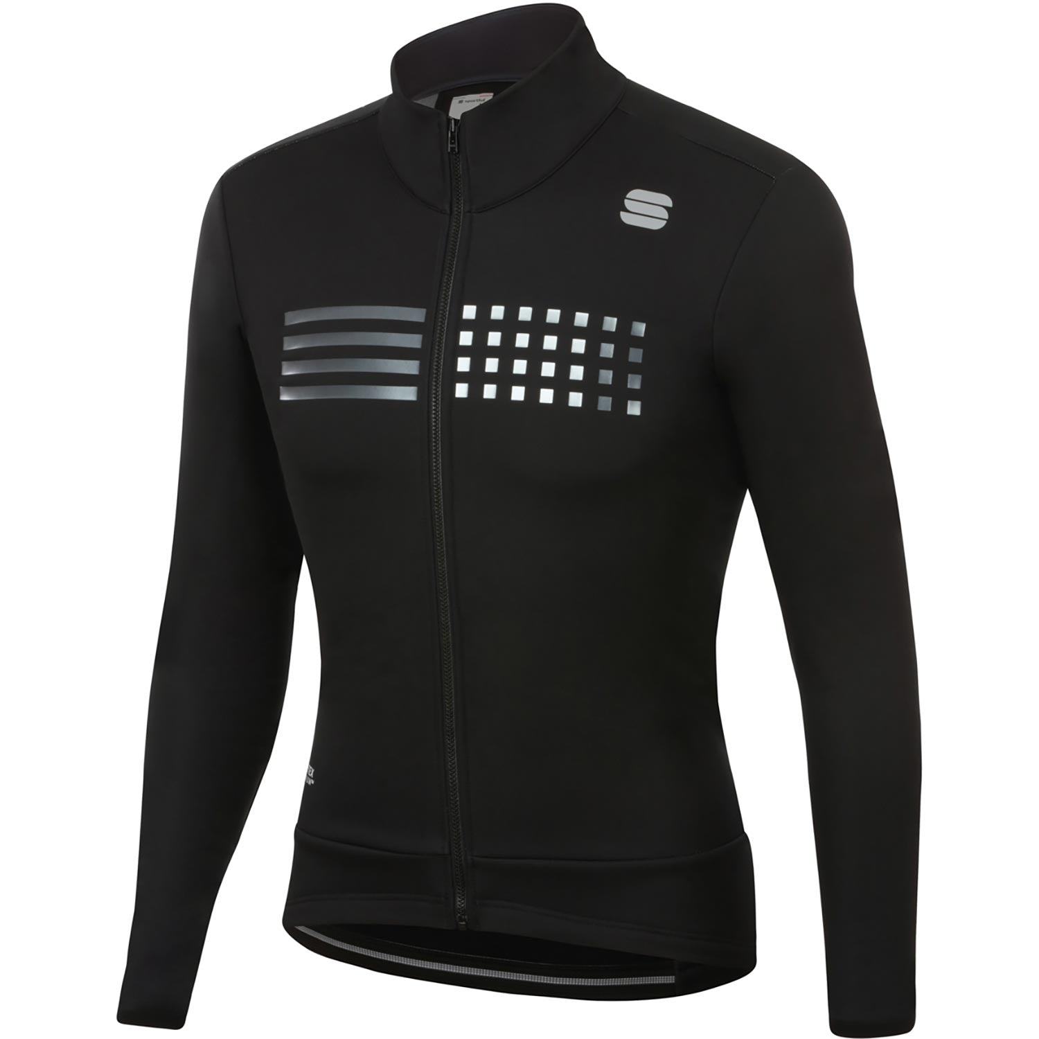 Sportful-Sportful Tempo Jacket-Black-S-SF205120022-saddleback-elite-performance-cycling