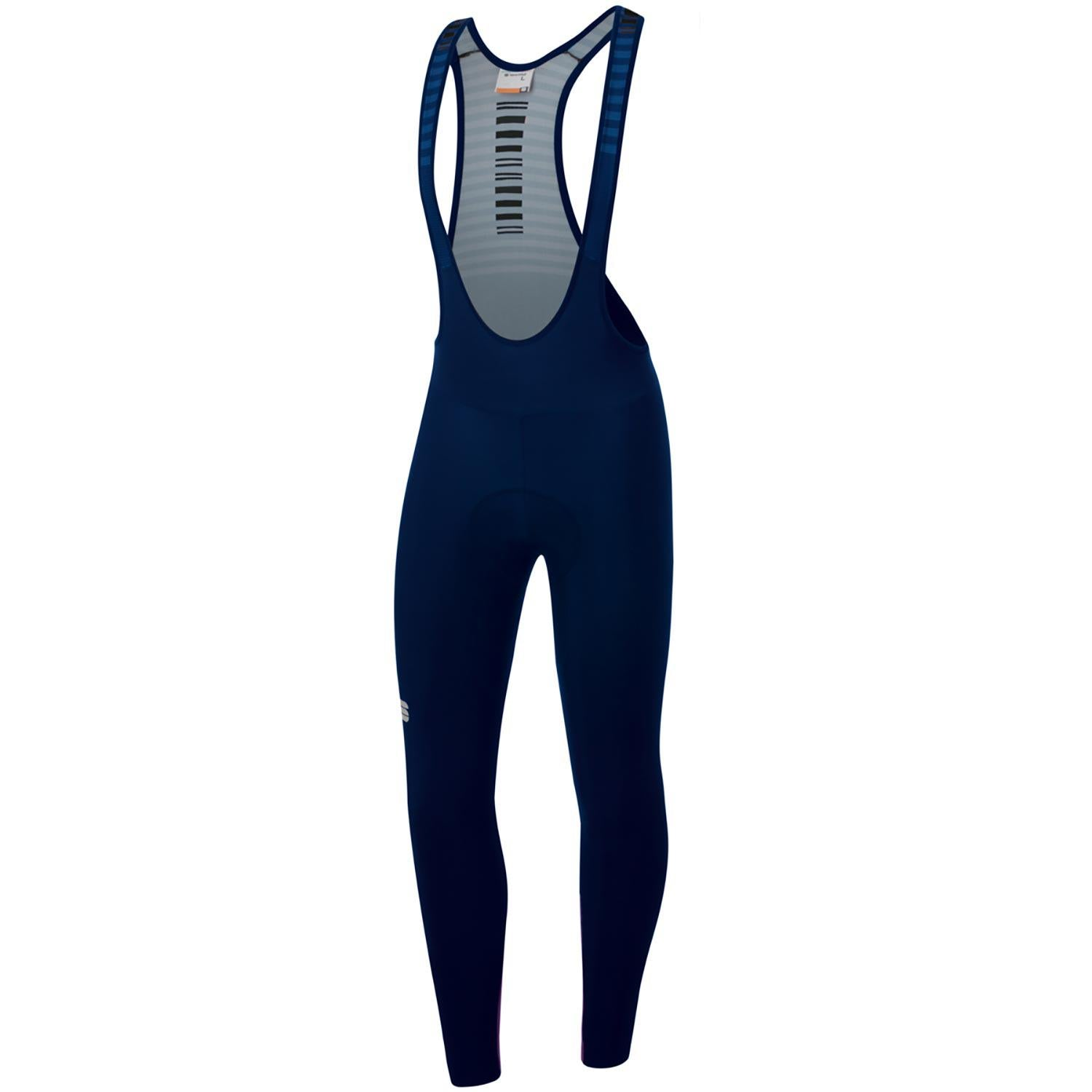 Sportful-Sportful Classic Race Bibtights-Blue/Black-S-SF205170132-saddleback-elite-performance-cycling