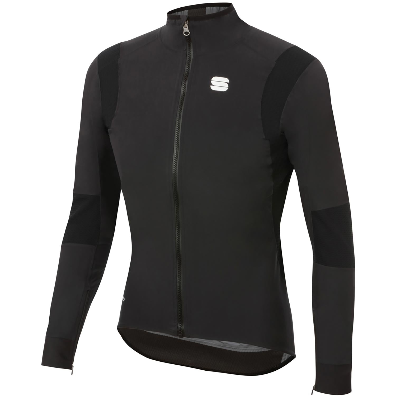 Sportful-Sportful Aqua Pro Jacket-Black-S-SF205180022-saddleback-elite-performance-cycling