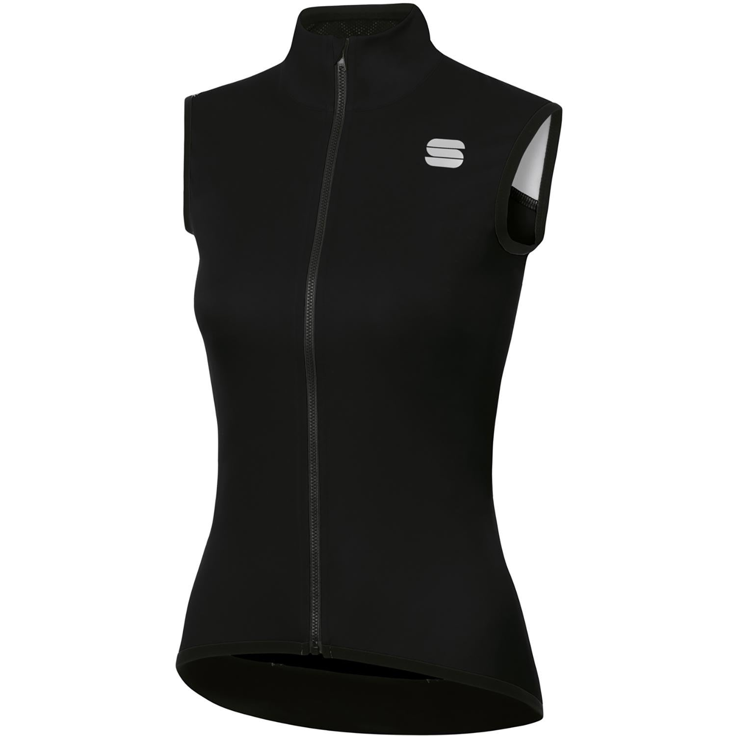 Sportful-Sportful Fiandre Light NoRain Women's Vest-Black-XS-SF205190021-saddleback-elite-performance-cycling