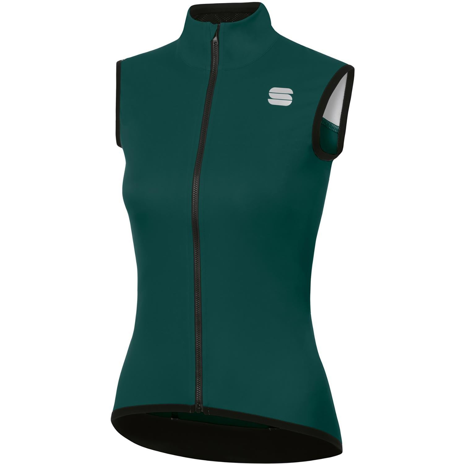 Sportful-Sportful Fiandre Light NoRain Women's Vest-Sea Moss-XS-SF205193291-saddleback-elite-performance-cycling