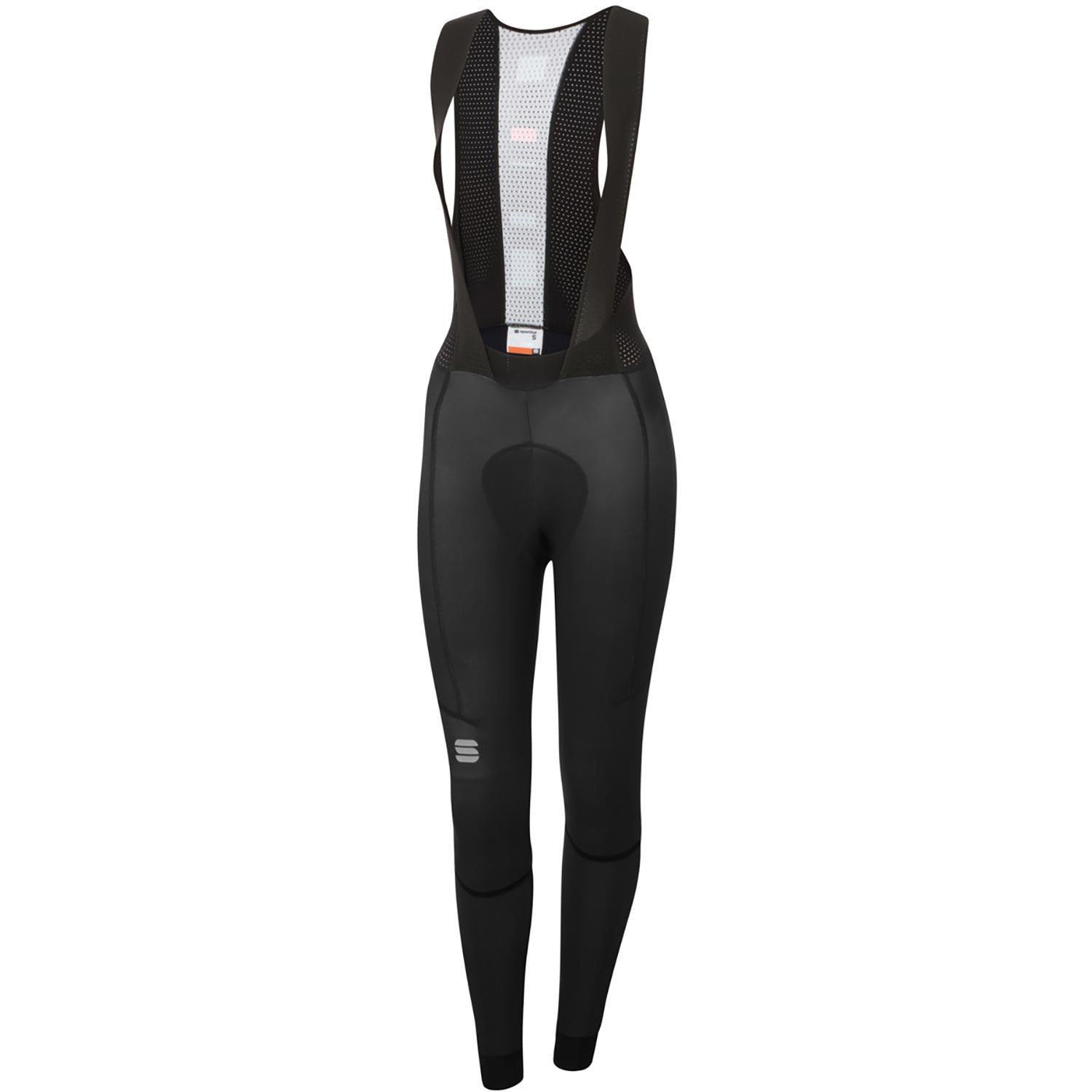 Sportful-Sportful BodyFit Pro Women's Bibtights-Black-XS-SF205230021-saddleback-elite-performance-cycling