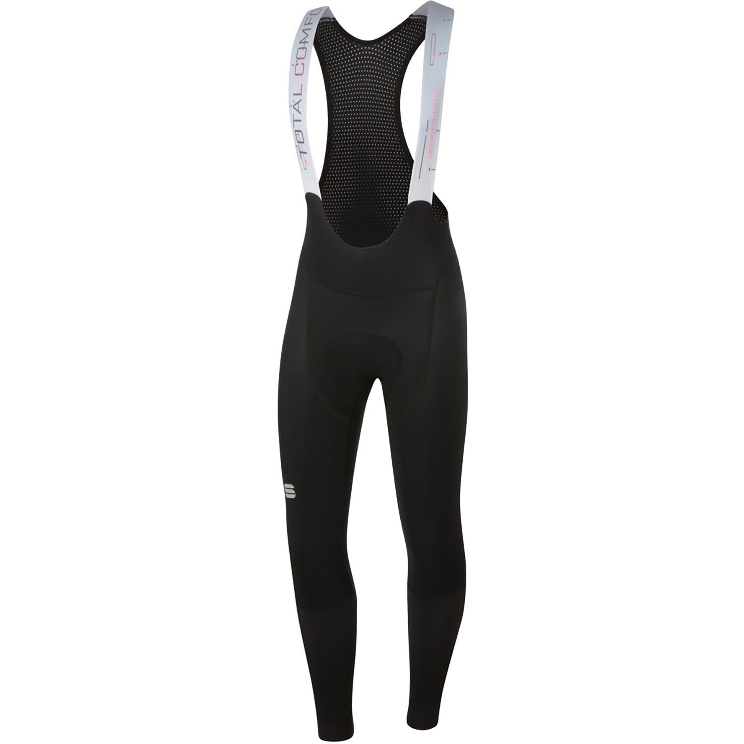 Sportful-Sportful Total Comfort Women's Bibtights-Black-XS-SF205350021-saddleback-elite-performance-cycling