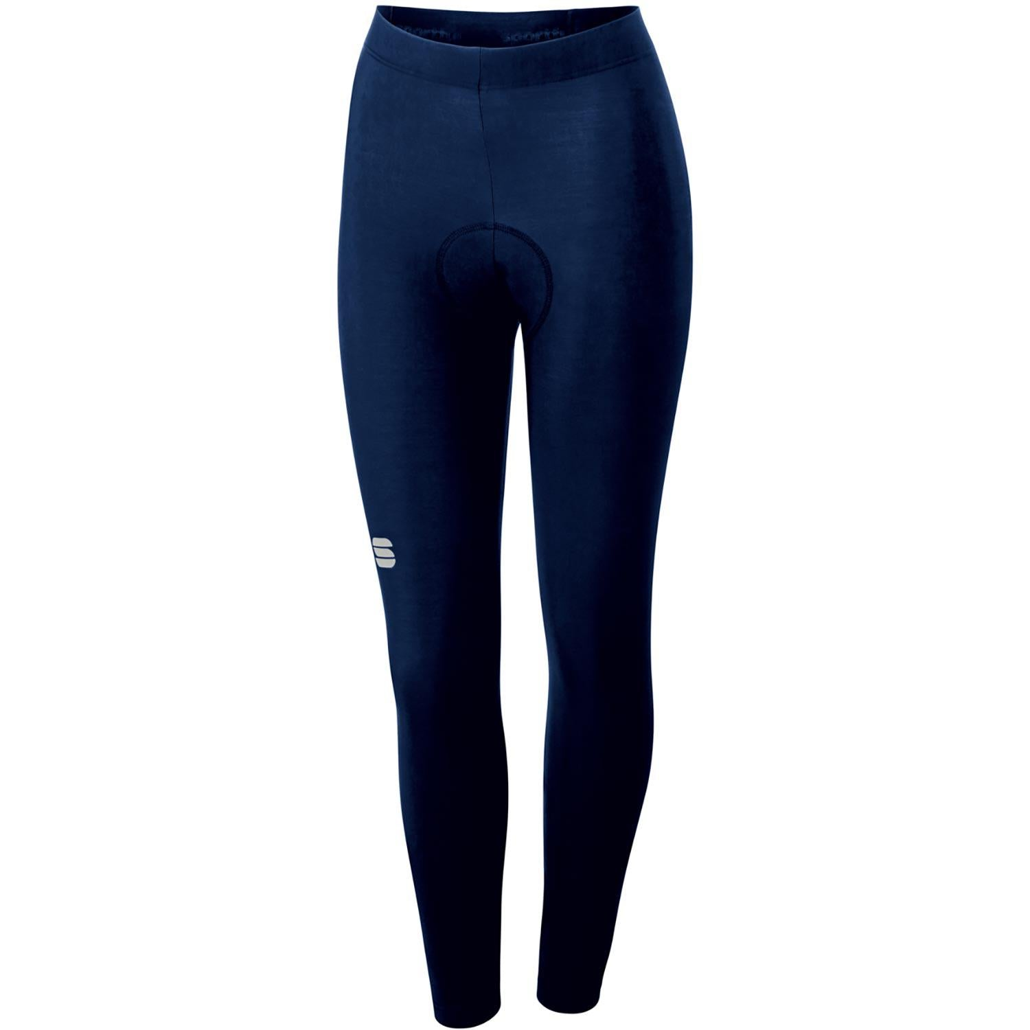 Sportful-Sportful Classic Women's Tights-Blue-XS-SF205370131-saddleback-elite-performance-cycling