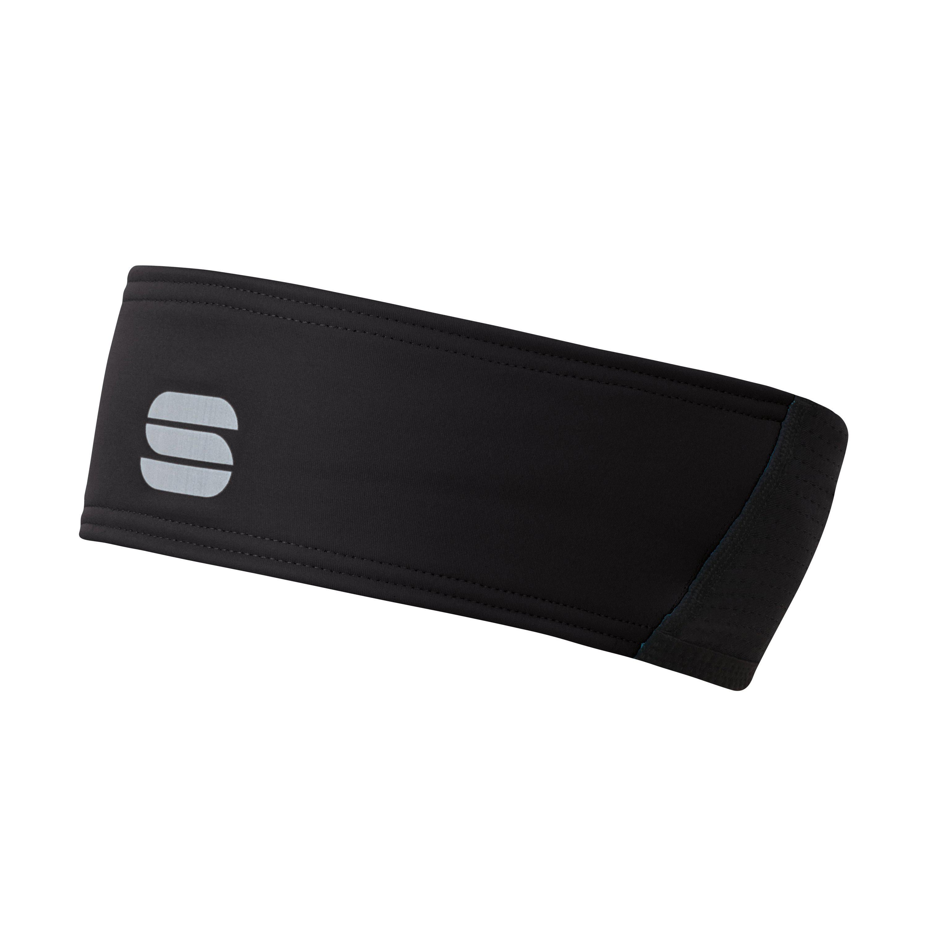 Sportful-Sportful Air Protection Headband-Black/Black-UNI-SF205510028-saddleback-elite-performance-cycling