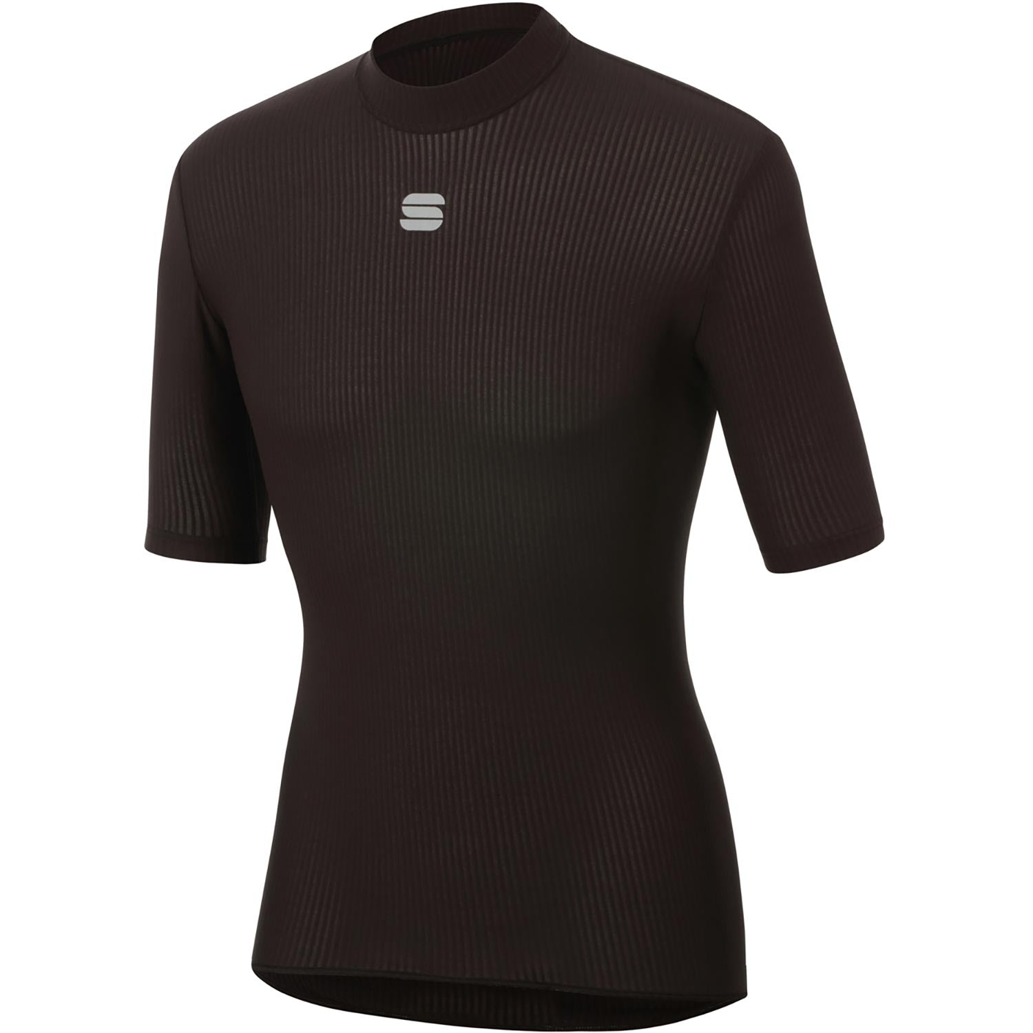 Sportful-Sportful BodyFit Pro Short Sleeve Baselayer-Black-XS-SF205640021-saddleback-elite-performance-cycling