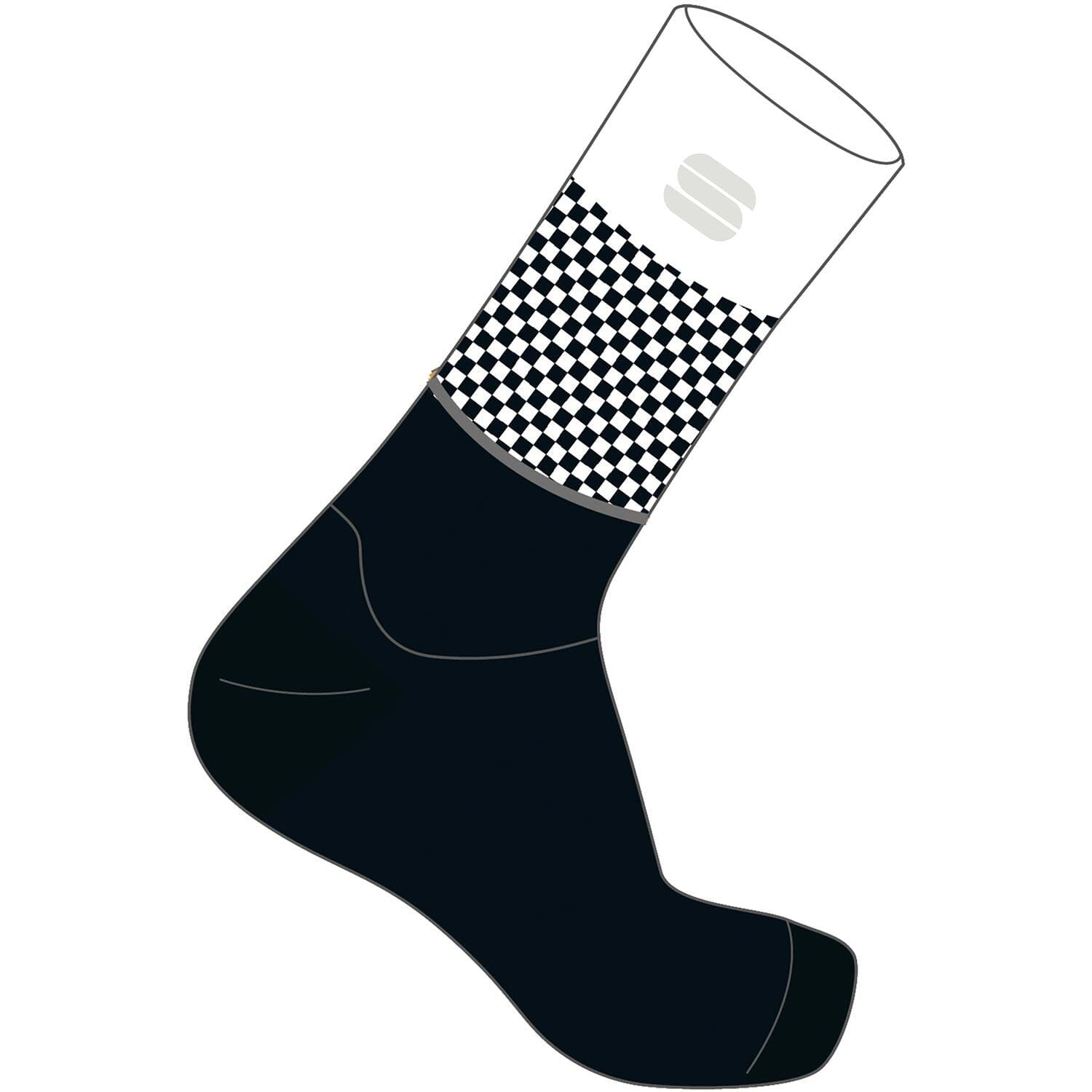 Sportful-Sportful Light Socks-Black-S-SF2104100212-saddleback-elite-performance-cycling