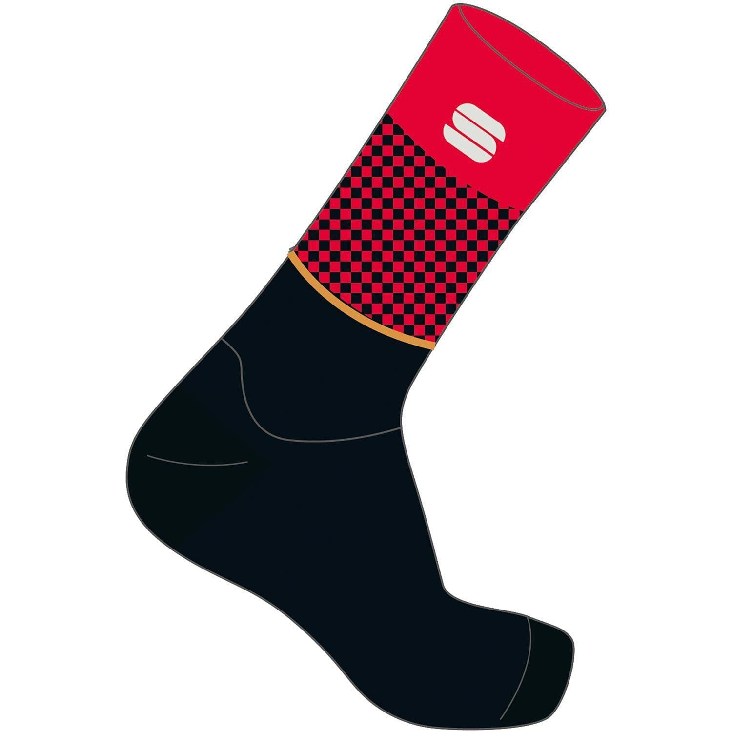 Sportful-Sportful Light Socks-Red-S-SF2104156712-saddleback-elite-performance-cycling