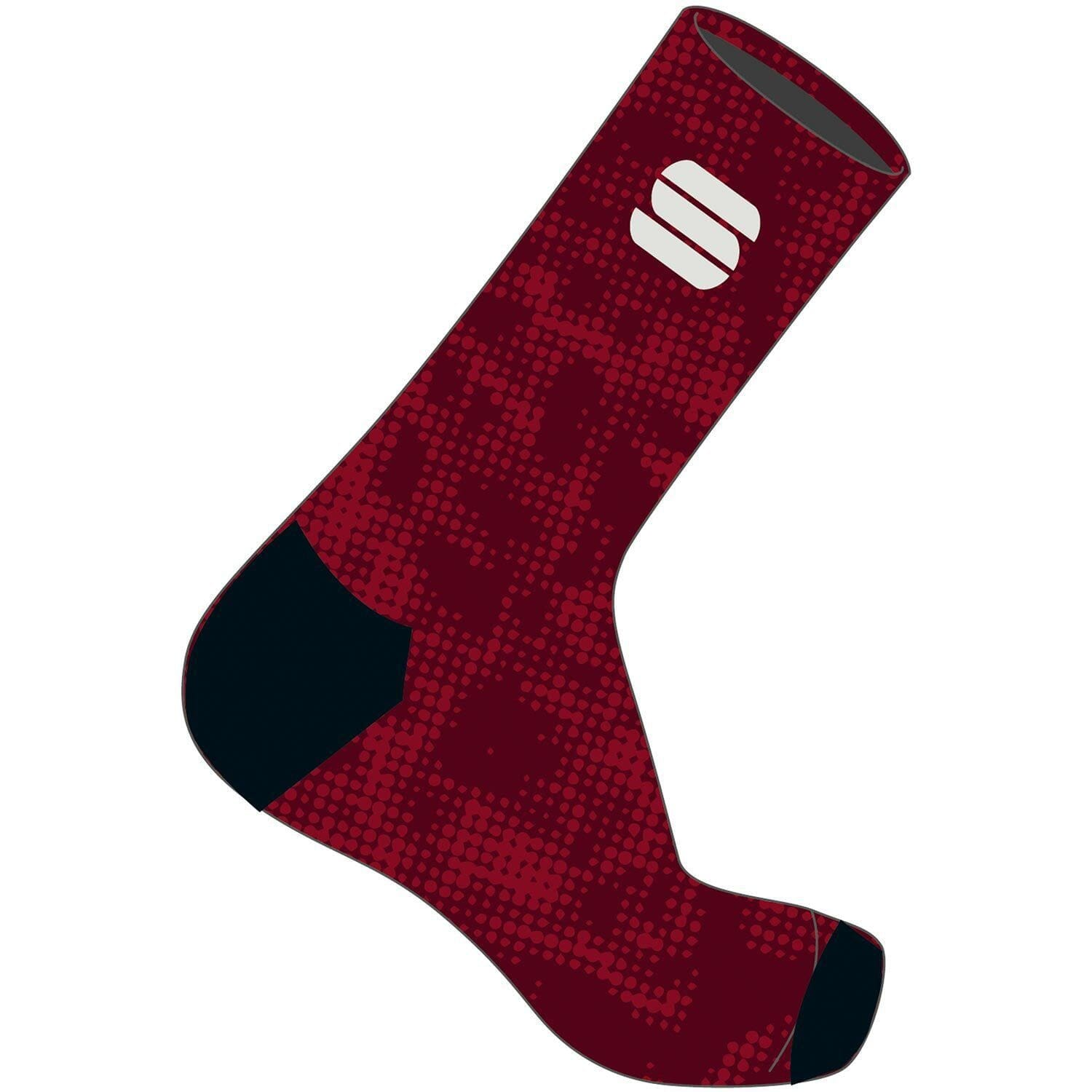 Sportful-Sportful Escape Socks-Red Rumba-S-SF2104362212-saddleback-elite-performance-cycling