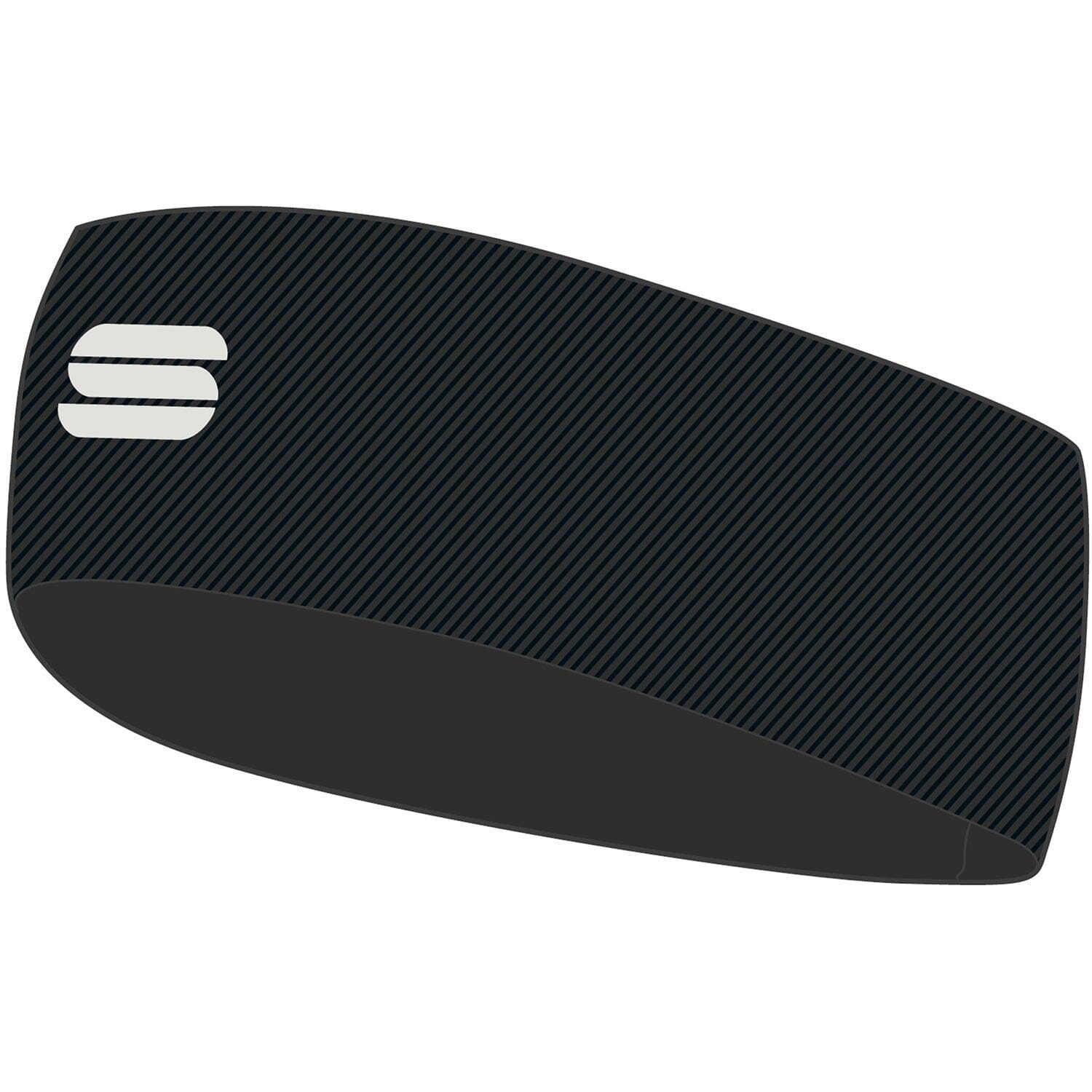 Sportful-Sportful Race Women's Headband-Black-UNI-SF210650028-saddleback-elite-performance-cycling