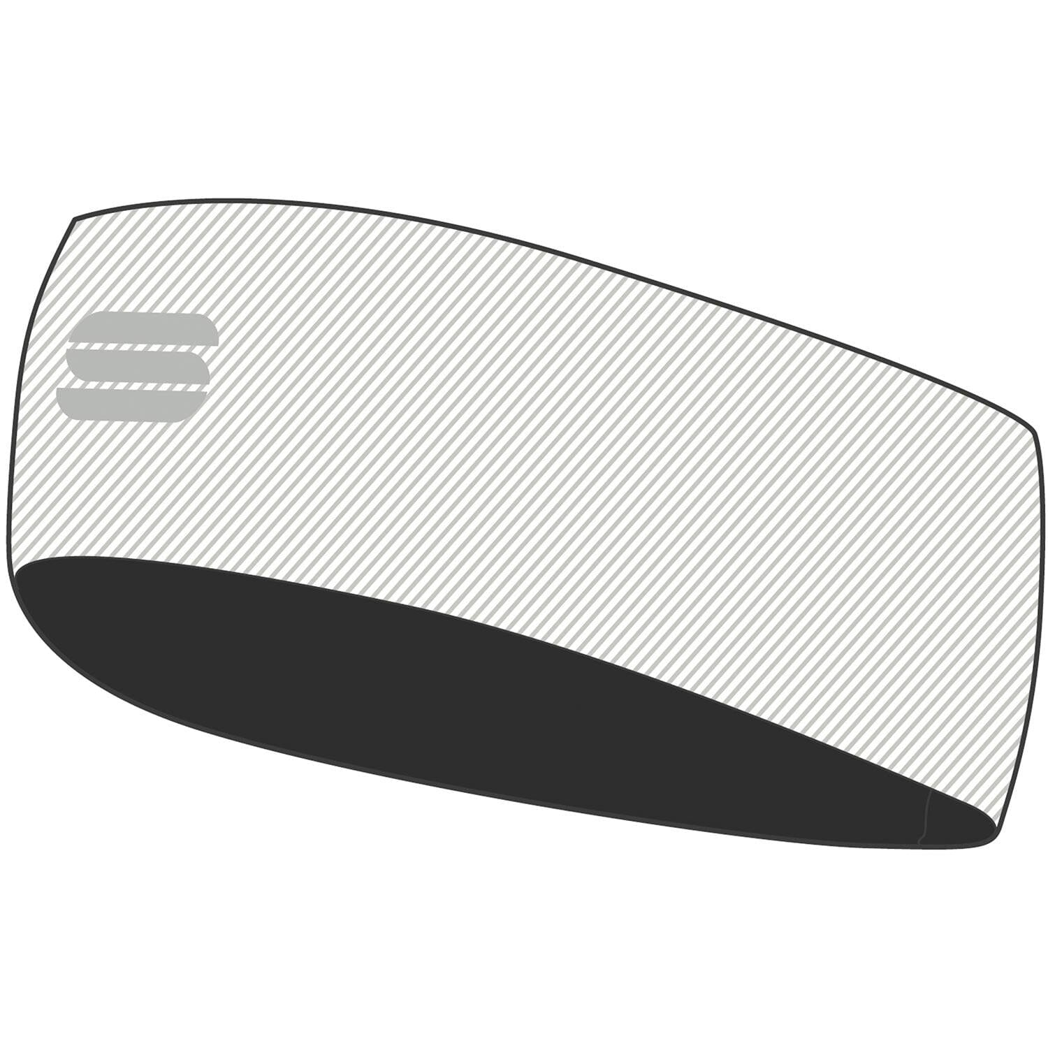 Sportful-Sportful Race Women's Headband-White-UNI-SF210651018-saddleback-elite-performance-cycling