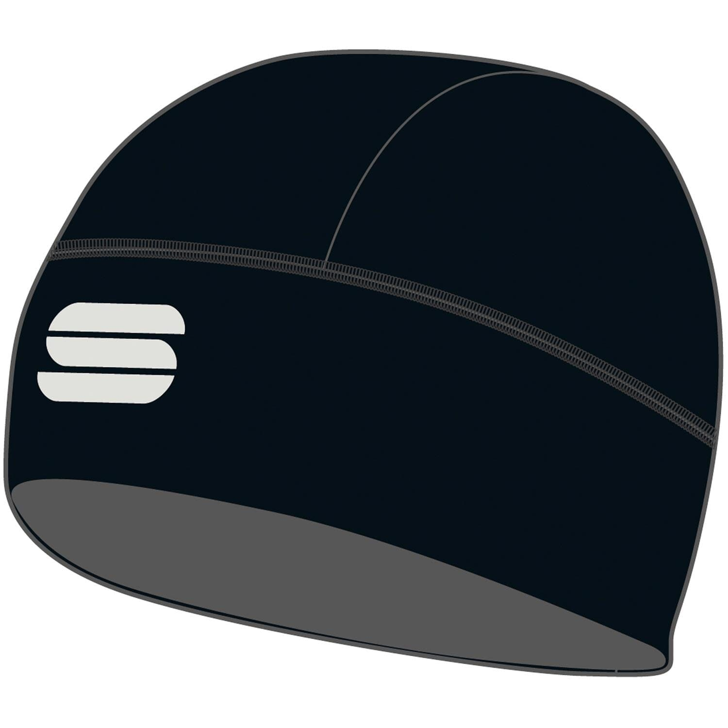 Sportful-Sportful Matchy Underhelmet-Black-UNI-SF210750028-saddleback-elite-performance-cycling