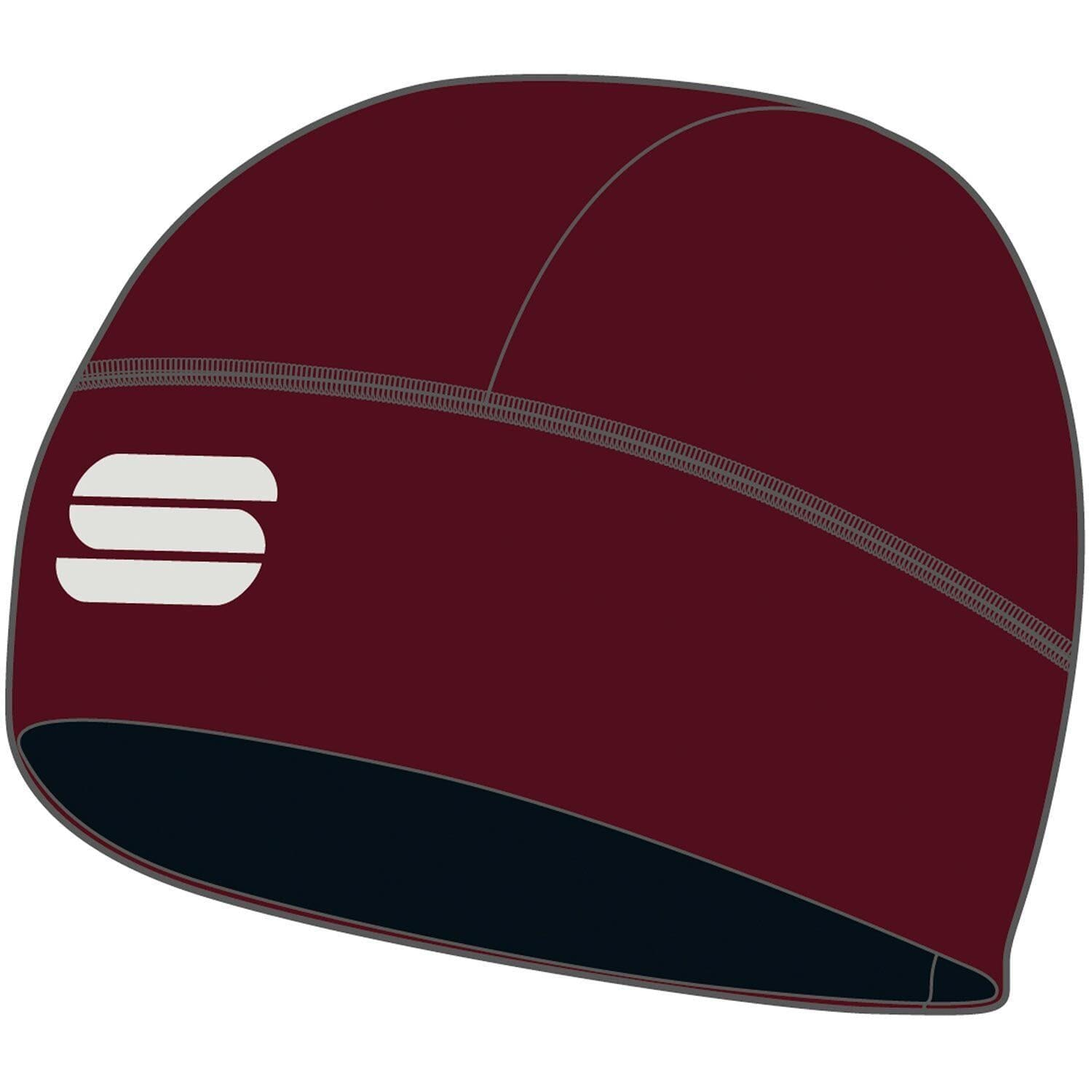 Sportful-Sportful Matchy Underhelmet-Red Wine-UNI-SF210756058-saddleback-elite-performance-cycling