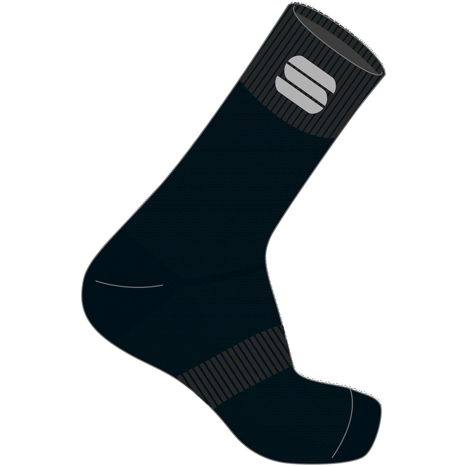 Sportful-Sportful Matchy Socks-Black-S-SF2107600212-saddleback-elite-performance-cycling