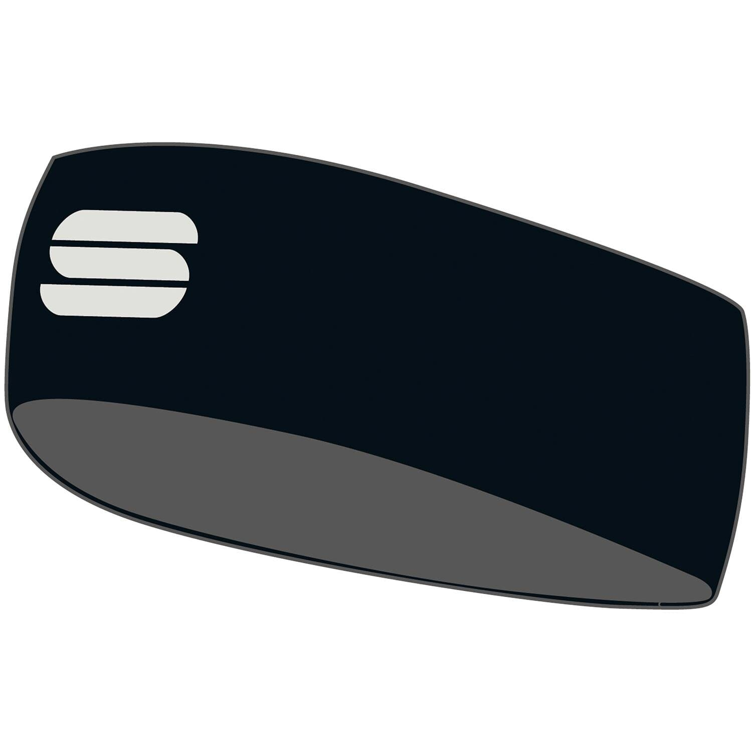 Sportful-Sportful Matchy Headband-Black-UNI-SF210830028-saddleback-elite-performance-cycling