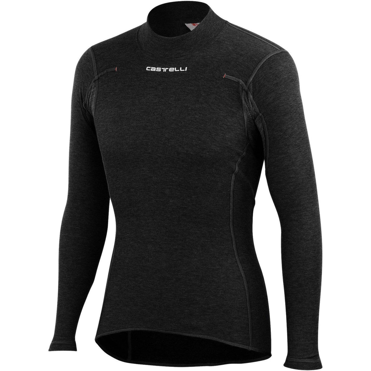 Castelli-Castelli Flanders Warm Base Layer-Black-XS-CS145310101-saddleback-elite-performance-cycling