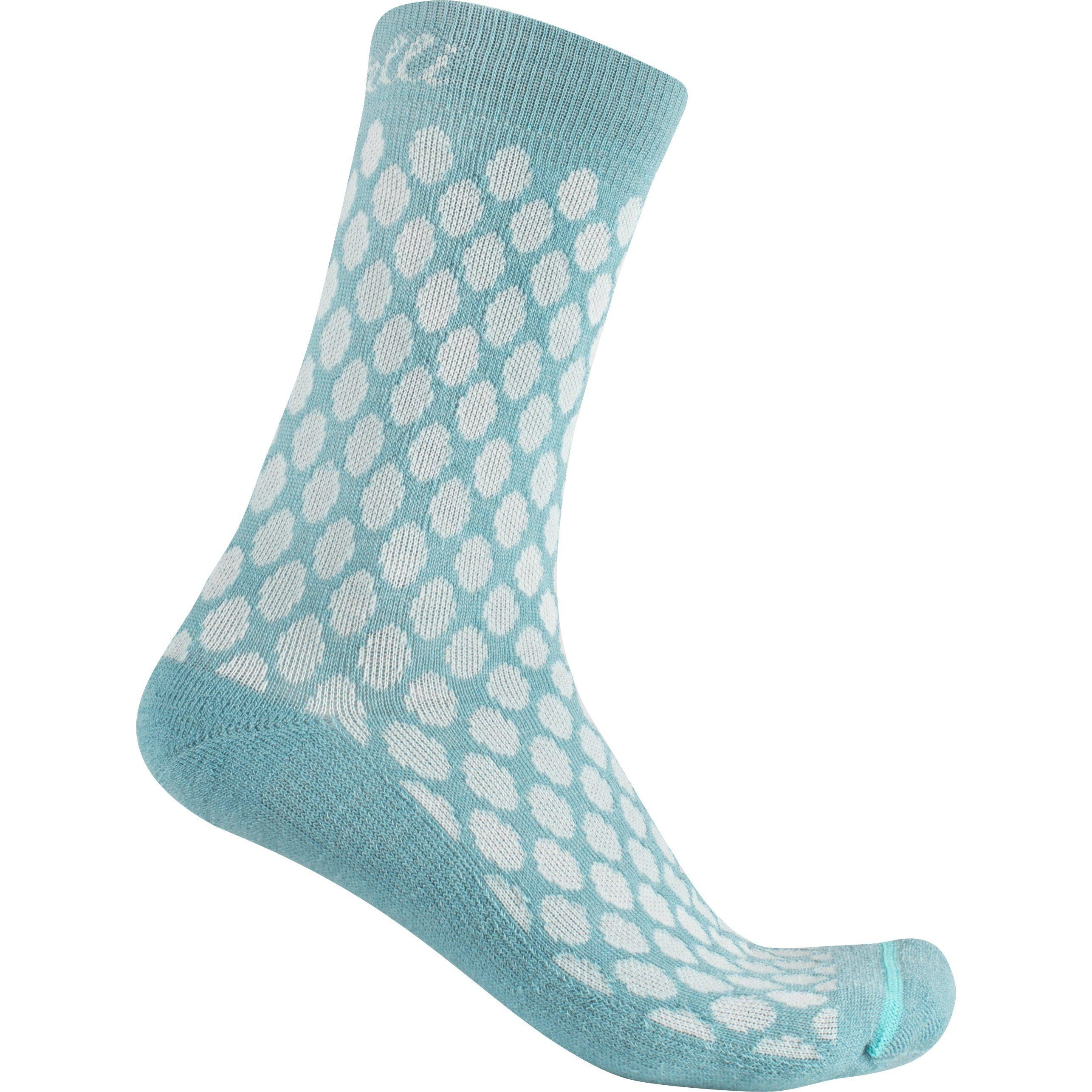 Castelli-Castelli Sfida 13 Women's Socks-Celeste-S/M-CS1754647909-saddleback-elite-performance-cycling