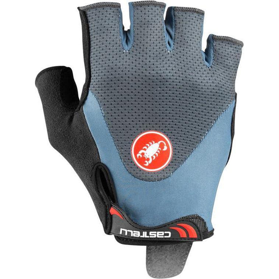 Castelli-Castelli Arenberg Gel 2 Gloves-Dark Steel Blue/Light Steel Blue-XS-CS190280701-saddleback-elite-performance-cycling