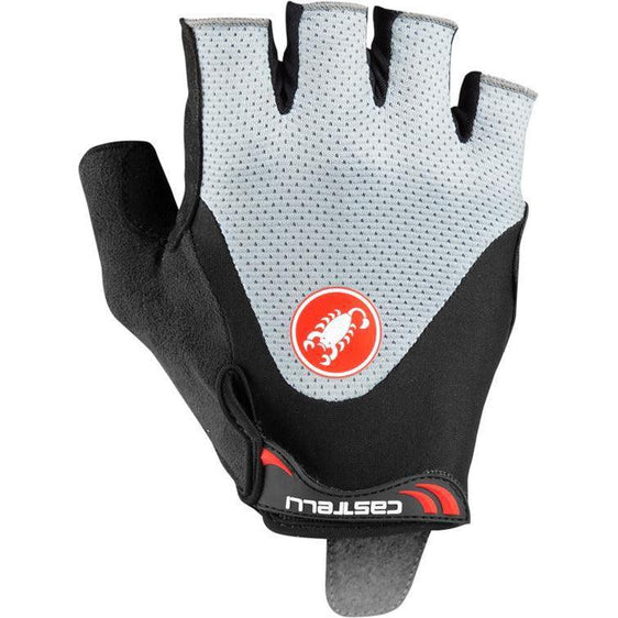 Castelli-Castelli Arenberg Gel 2 Gloves-Vortex/Gray-XS-CS190288601-saddleback-elite-performance-cycling