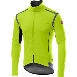Castelli-Castelli Perfetto RoS Convertible Jacket-Yellow Fluo-S-CS195010322-saddleback-elite-performance-cycling