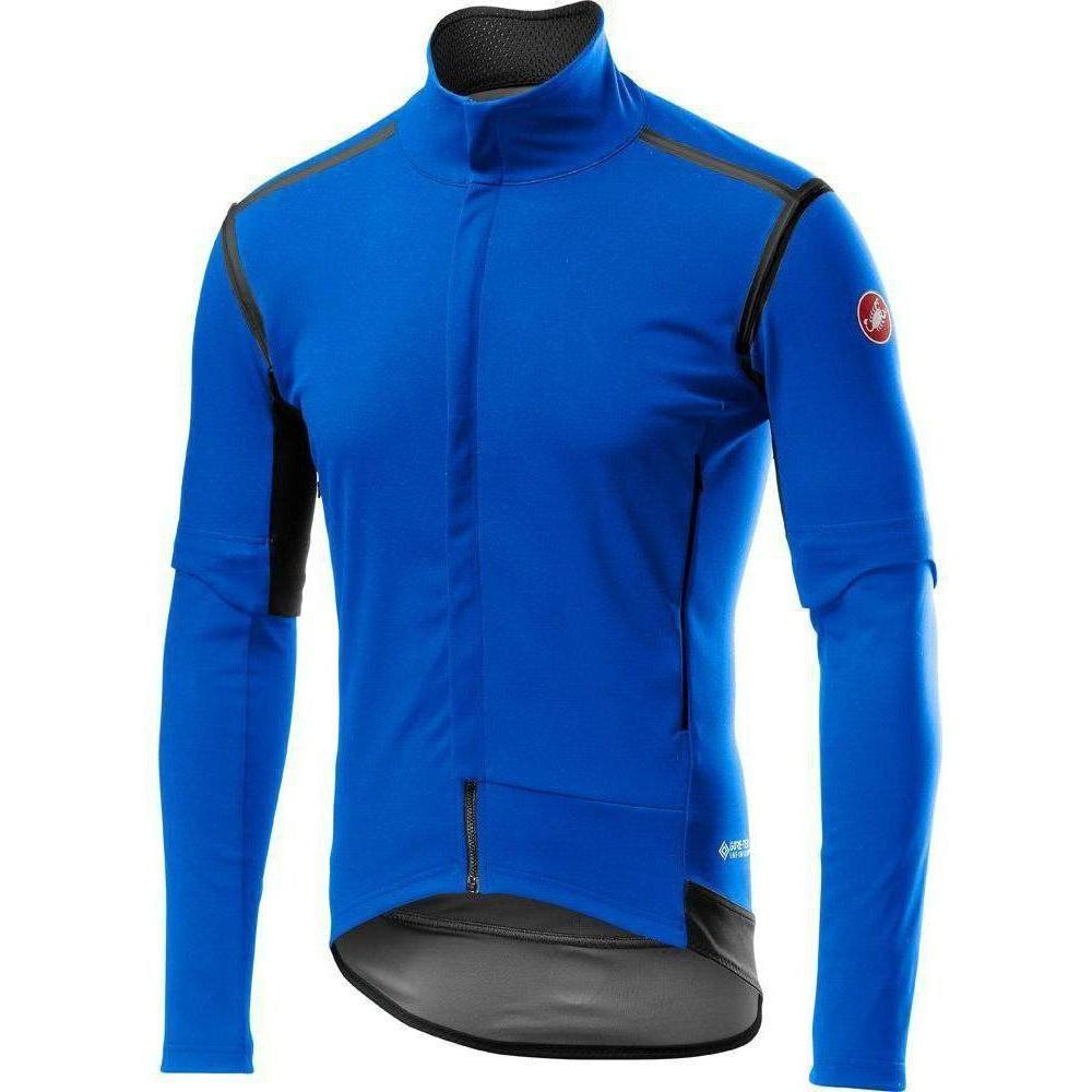 Castelli-Castelli Perfetto RoS Convertible Jacket-Drive Blue-S-CS195010592-saddleback-elite-performance-cycling